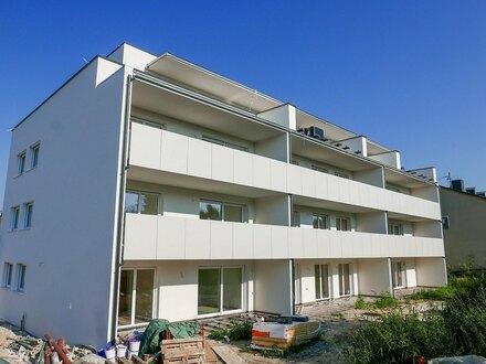 Wunderschöne 3 ZI-Wohnung mit großzügiger Terrasse u. Eigengarten, ERSTBEZUG, PROVISIONSFREI