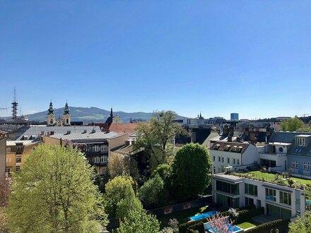 Wunderschöne Dachgeschoßwohnung mit traumhaftem Ausblick - ZWEITBEZUG, PROVISIONSFREI