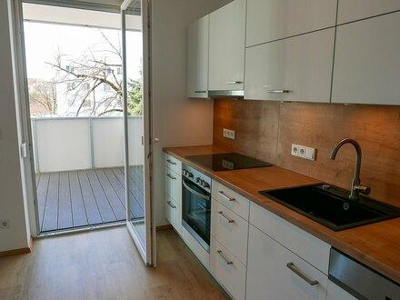 Schöne 3 ZI-Wohnung mit großzügigem Balkon, 64 m² - PROVISIONSFREI