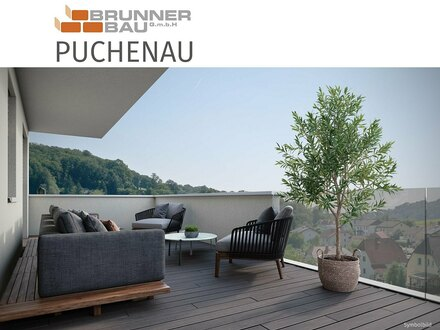 Puchenau | Neubau - hochwertige 4-Raum-Wohnung mit großzügigen Freiflächen - Grünruhelage