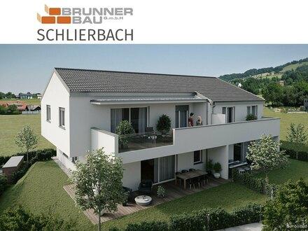 Nur noch wenige Wohnungen frei! - Schlierbach - Neubau - großzügige Gartenwohnung - jetzt informieren!