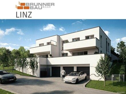 Linz | Kalkgruberweg - Verkaufsbeginn - Traumhafte Erdgeschosswohnung in Grünlage - Zusperren und frei sein!