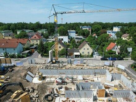 Linz | Wasserwald - Baubeginn erfolgt! - Helle Wohnung mit großem Balkon und guter Verkehrsanbindung