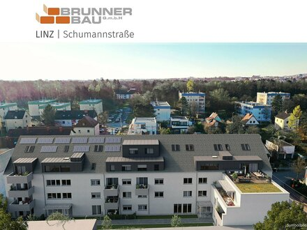 Linz | Zusperren und frei sein - Helle Wohnung mit großem Balkon in attraktiver Lage am grünen Wasserwald!
