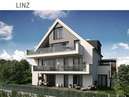 Linz | Froschberg - Wohnen am Grüngürtel - Neubau mit Lift - großzügiger Balkon