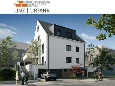 Linz   Urfahr - Wohnen in schöner Grünruhelage am Fuße des Aubergs - Neubau mit Lift - provisionsfrei