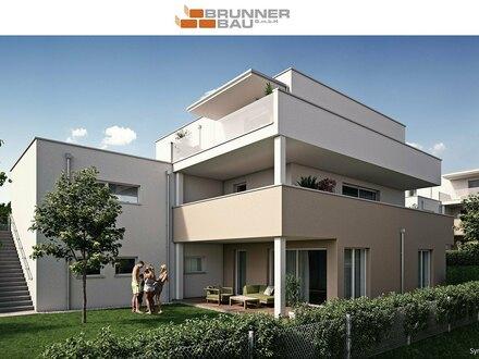 Baubeginn erfolgt! - Perg | Karlingberg - Neubau -Eigentumswohnung mit großem Eigengarten