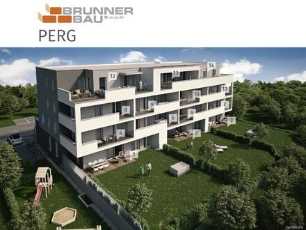 Perg | Fuchsenweg - Verkaufsbeginn - traumhafte Eigentumswohnung mit schönem Balkon - zusperren und frei sein!