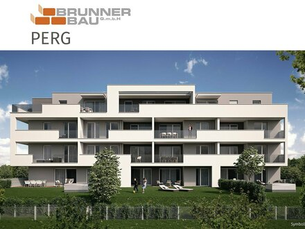 Verkaufsbeginn - Perg - Moderne Gartenwohnung im Zentrum - jetzt informieren!