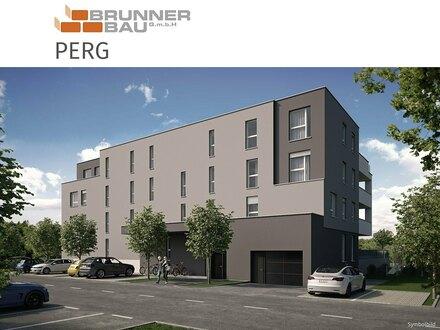 Perg, Fuchsenweg - hochwertige Wohnung in ruhiger Lage und tollem Balkon