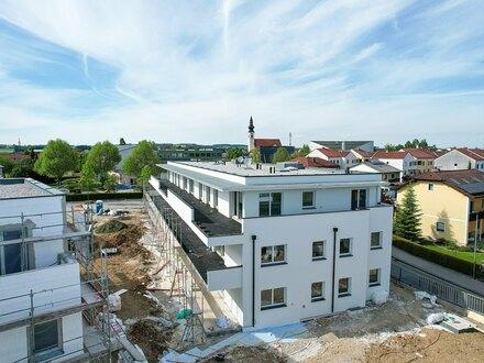 Gunskirchen, Zentrum - Baubeginn erfolgt - jetzt Besichtigung vereinbaren! - traumhafte Dachterrassenwohnung mit Lift u…