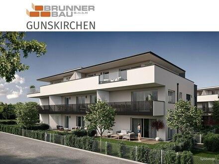 Modernes Wohnen im Zentrum - Gunskirchen - fußläufig alles erreichen!