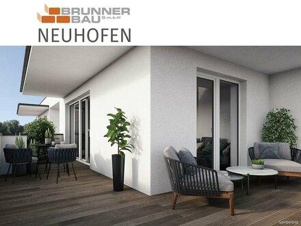 Neuhofen - Hochwertige Eigentumswohnung in sonniger Grünruhelage - provisionsfrei