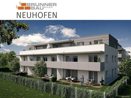 Verkaufsbeginn - modernes Wohnen mit Tiefgarage und Lift in attraktiver Lage im Zentrum - Neuhofen   Kremstalstraße 30
