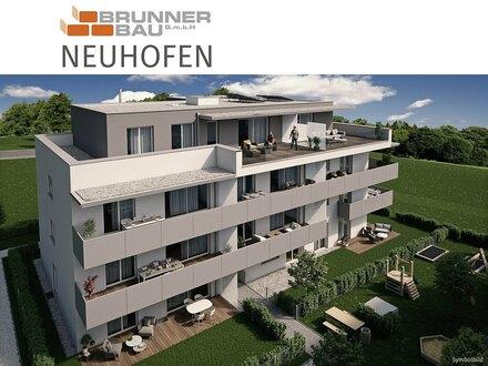 Neuhofen - hier wohne ich gerne! - Helle Wohnung mit großem Balkon - jetzt informieren!