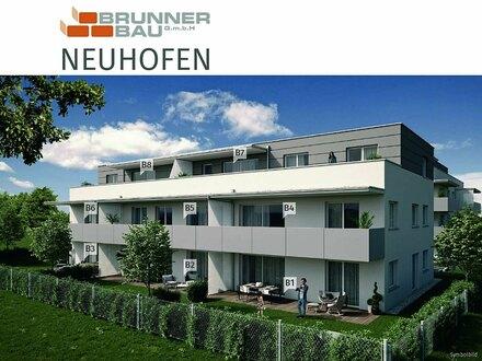 Verkaufsbeginn - modernes Wohnen mit Tiefgarage und Lift in attraktiver Lage im Zentrum - Neuhofen | Kremstalstraße 30