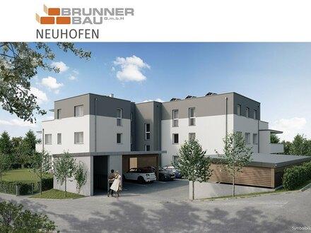 Modernes Wohnen in Neuhofen - hochwertige Eigentumswohnung in einer ruhigen und zentralen Lage