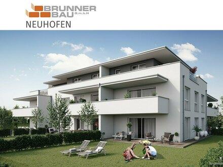 Neuhofen an der Krems - hier wohne ich gerne! Hochwertige Eigentumswohnung mit großem Balkon - provisionsfrei!