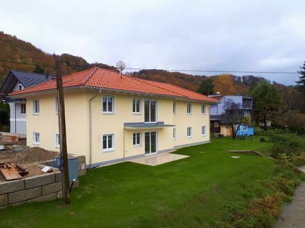 Erstbezug, ab Feb. 2020: Schöne, gepflegte 3-Zimmer-Neubauwohnung mit Terrasse und Garten in Salzburg-Langwied.