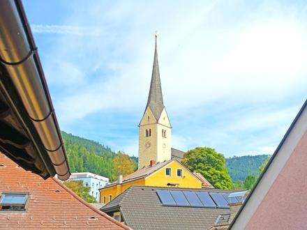 Ferienwohnung mit Dachterrasse im Zentrum von St. Michael im Lungau