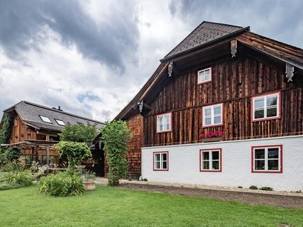 Möbliertes Bauernhaus im Biosphärenpark Lungau zu vermieten!