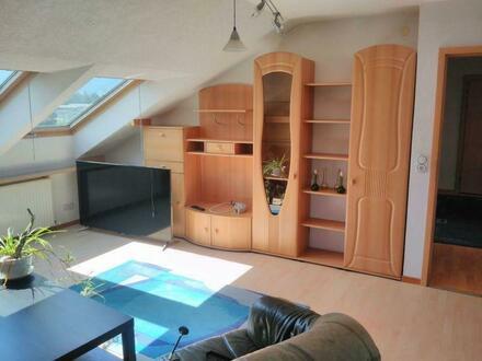 Sonnige, geräumige Wohnung in Mühl zu vermieten