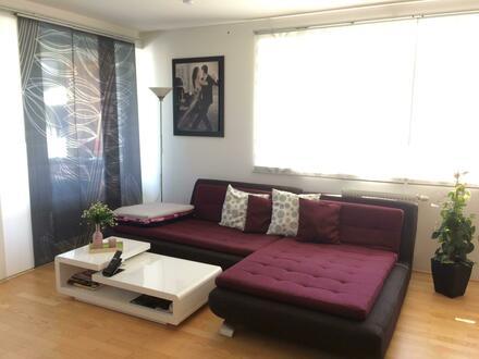 Helle, gepflegte und moderne 3-Zimmer-Wohnung in ruhiger Lage