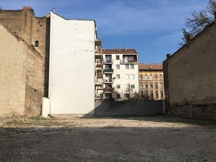 Grundstück für Parkhaus, Wohnungen, Hotel, Hostel