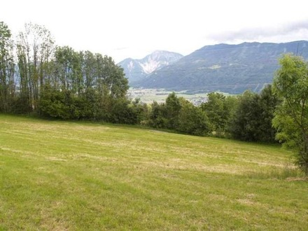 Wörthersee SÜD: Alleinlage Bauland/Landsitz/Arrondiert - grosse Traumfläche ohne Nachbarn