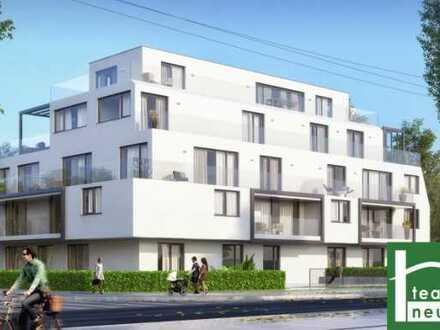 NEU AM MARKT - PROVISIONSFREI - Tolle 2 Zimmer Wohnung mit Garten! Neubau - Nähe Alte Donau, Donauzentrum, Donaupark