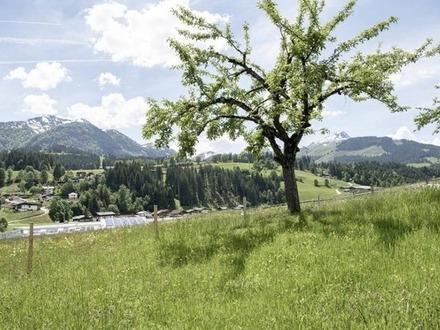 sonniger,ruhiger Baugrund in Fieberbrunn PRIVAT zu verkaufen