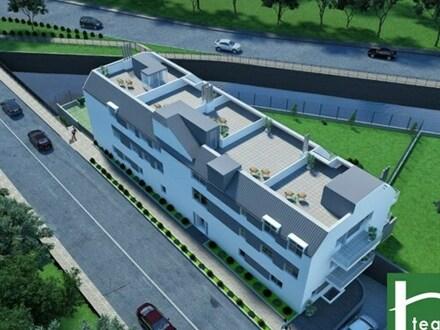 Provisionsfrei! 2-Zimmer! Neubau! Erstbezug! Balkon! Südseitig! Fußbodenheizung