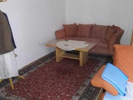 1 Zimmerwohnung vollmöbliert für 8 Monate vorübergehend