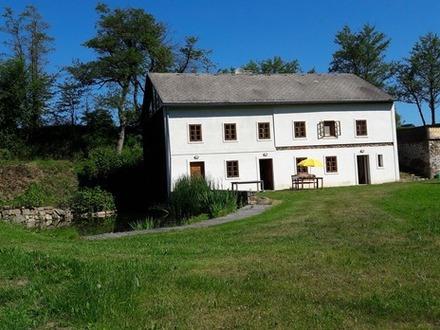 Haus in Wald4tler Alleinlage f. Urlaub m. Family/Friends