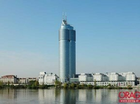 Kleinbüro im Millennium Tower, 1200 Wien zu mieten