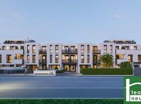 Provisionsfreie Neubauwohnungen mit Freiflächen + Fussbodenheizung nähe Bahnhof!