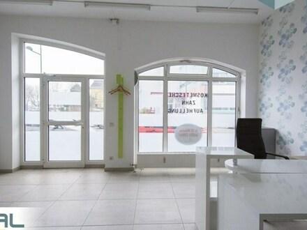 Tolle Geschäftsfläche mit großzügiger Auslagefläche in Zentrumslage von Wels zu verkaufen - Provisionsfrei!