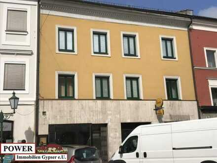Zentral gelegenes Büro am Stadtplatz sucht Nachmieter!