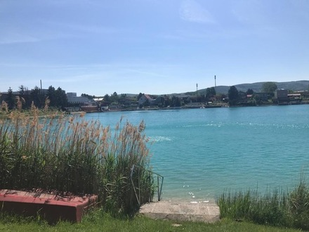 Entzückendes Sommerhaus am BADESEE auf EIGENGRUND