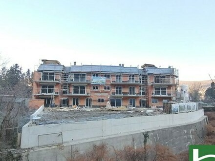 !Provisionsfrei! 2-Zimmer! Neubau! Erstbezug! Balkon! Terrasse! - Südseitig - Fußbodenheizung
