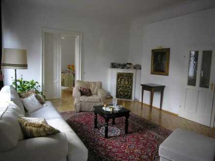Exklusive Etagenwohnung in Jugendstilvilla im Zentrum von Bad Ischl zu vermieten