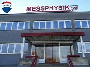 Betriebsobjekt mit Büro/Betriebsgebäude
