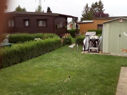 Mobilheim auf Pachtgrund 7083 Purbach Camping Storchencamp