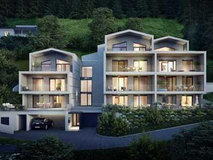 Schwaz (Neubau) - Top 10: 4-Zi.-Penthouse-Whg. mit Dachterrasse