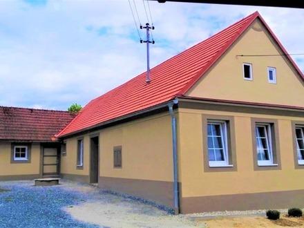 (verkauft)PRIVATVERKAUF sonniges, tip top saniertes Bauernjuwel in Inzenhof nahe Güssing