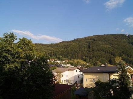 Helle, ruhige 2-Zi-Whg in Gmunden - Laufnähe zum See