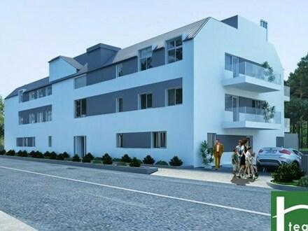 Den Wienerwald vor der Haustür - Provisionsfrei! 4-Zimmer! Neubau! Erstbezug! Balkon! Südseitig! Fußbodenheizung