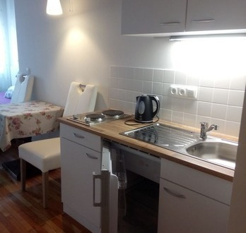 Komfortzimmer 1-Zimmer-Wohnung Miete
