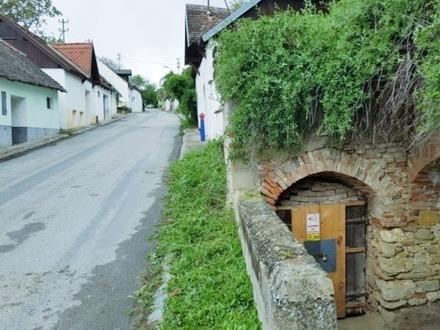 Weinkeller mit Terasse in Haugsdorf Zu Verkaufen