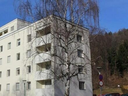 Wohnen in herrlicher Ruhelage am Murufer! Familienfreundliche 3-Zimmer-Wohnung mit sonnigem Balkon und Parkplatz! Provisionsfrei!